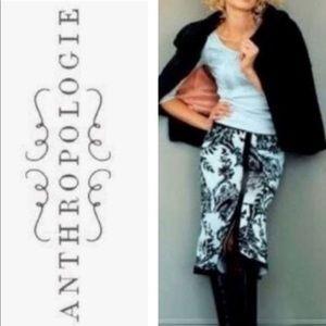 Anthropologie Odille Trumpet Skirt, Size 2